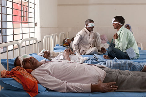 best charitable eye hospital in north india
